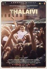 Thalaivii Affiche de film