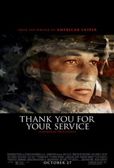 Thank You For Your Service movie trailer