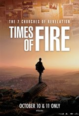 The 7 Churches of Revelation: Times of Fire Affiche de film