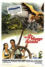 The 7th Voyage of Sinbad Movie Poster