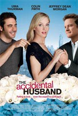 The Accidental Husband Affiche de film