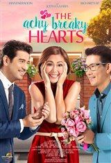 The Achy Breaky Hearts (Filipino w/e.s.t.) Movie Poster