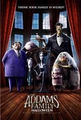 The Addams Family Affiche de film