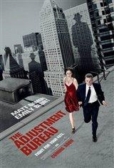 The Adjustment Bureau Movie Poster