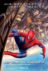 The Amazing Spider-Man 2 Movie Poster Movie Poster