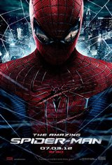 The Amazing Spider-Man: An IMAX 3D Experience Movie Poster