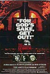 The Amityville Horror (1979) Movie Poster