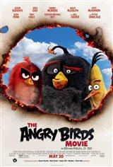 The Angry Birds Movie Movie Poster
