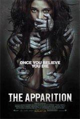 The Apparition (v.o.a.) Movie Poster