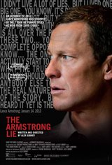 The Armstrong Lie Movie Poster Movie Poster