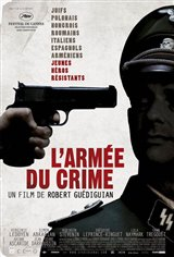 The Army of Crime Movie Poster