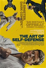 The Art of Self-Defense Movie Poster Movie Poster