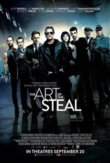 The Art of the Steal (2010) Movie Poster