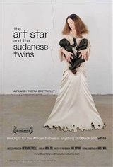 The Art Star and the Sudanese Twins Movie Poster Movie Poster