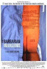 The Barbarian Invasions Movie Poster