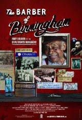 The Barber of Birmingham: Foot Soldier of the Civil Rights Movement Movie Poster