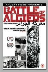 The Battle of Algiers Movie Poster
