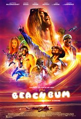 The Beach Bum Movie Poster Movie Poster