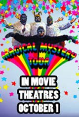 The Beatles Magical Mystery Tour Movie Poster