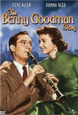 The Benny Goodman Story Movie Poster