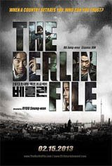 The Berlin File Movie Poster