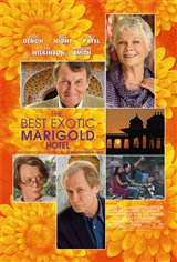The Best Exotic Marigold Hotel Movie Poster Movie Poster