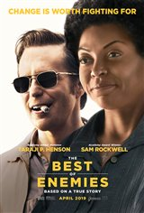 The Best of Enemies Affiche de film