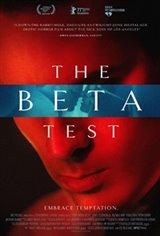 The Beta Test Affiche de film