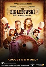 The Big Lebowski 20th Anniversary (1998) presented by TCM Large Poster