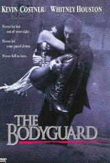 The Bodyguard Movie Poster