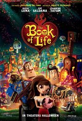 The Book of Life 3D Movie Poster