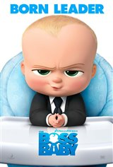 The Boss Baby Affiche de film