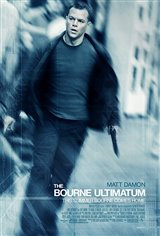 The Bourne Ultimatum Movie Poster Movie Poster