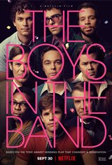 The Boys in the Band (Netflix) Movie Poster