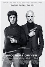 The Brothers Grimsby (v.o.a.) Affiche de film
