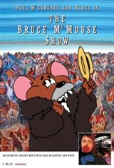 The Bruce McMouse Show Affiche de film