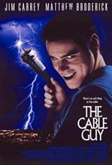 The Cable Guy Movie Poster