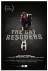 The Cat Rescuers Large Poster