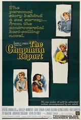 The Chapman Report Movie Poster