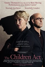 The Children Act Affiche de film