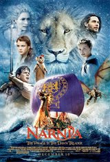 The Chronicles of Narnia: The Voyage of the Dawn Treader 3D Movie Poster