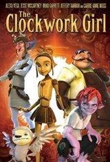 The Clockwork Girl Large Poster