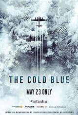 The Cold Blue Large Poster