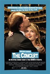 The Concert Movie Poster Movie Poster