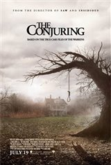 The Conjuring Movie Poster Movie Poster