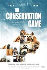 The Conservation Game Affiche de film