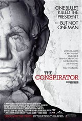 The Conspirator Movie Poster Movie Poster