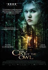 The Cry of the Owl Large Poster