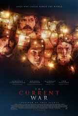 The Current War: Director's Cut Movie Poster Movie Poster