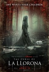 The Curse of La Llorona Movie Poster Movie Poster